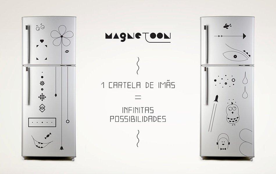 Descrição Magnetoon