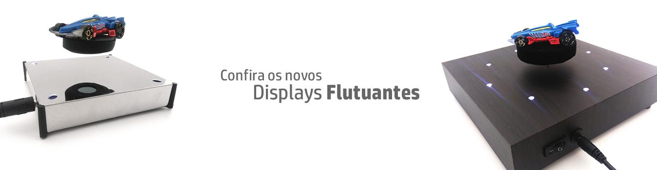Displays Flutuantes
