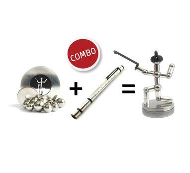 combo-caneta-magnetica-polar-pen-stylus-silver-kit-esferas-aco