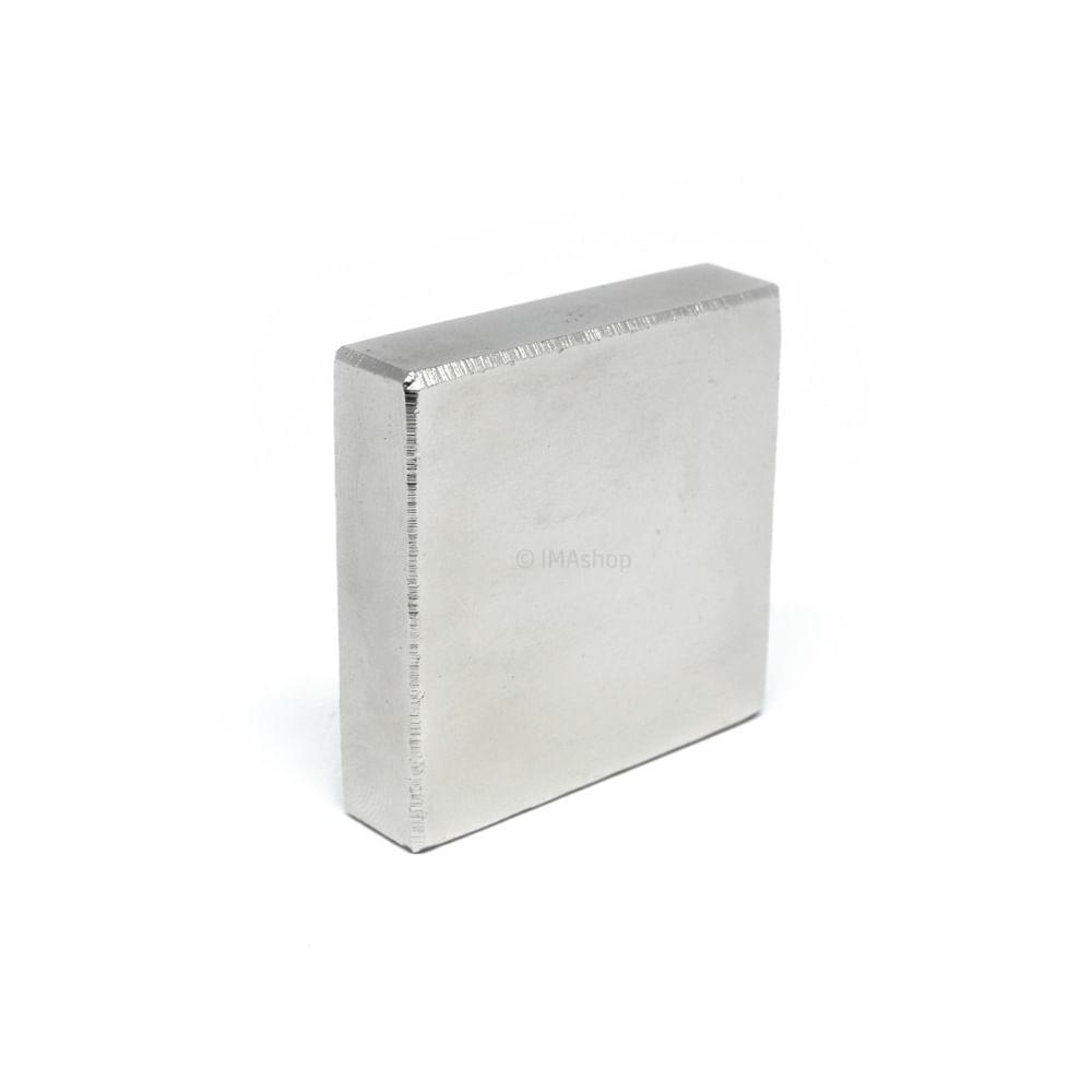 7ce1344397f Super Ímã de Neodímio Bloco 40x40x10 mm - IMAshop - ImaShop