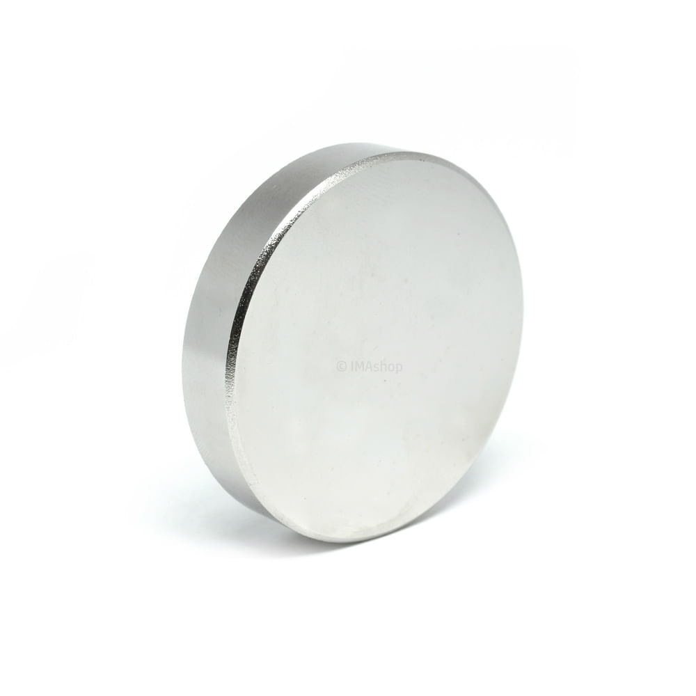e1bac84fe1b Super Ímã de Neodímio Disco 50x10 mm - IMAshop - ImaShop