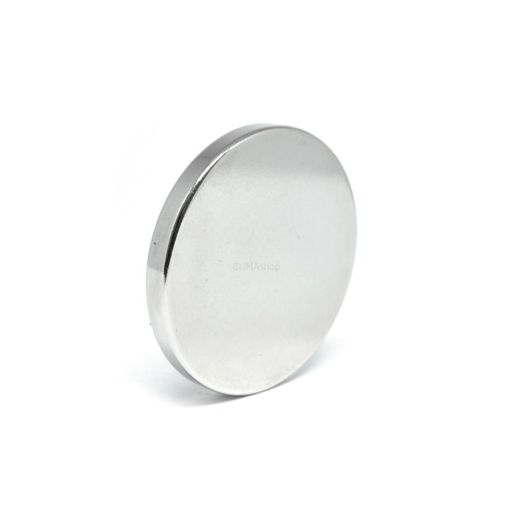 7d63edd5309 Super Ímã de Neodímio Disco 45x5 mm - IMAshop - ImaShop