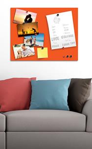 Mural & Office - Painel Metálico Slim