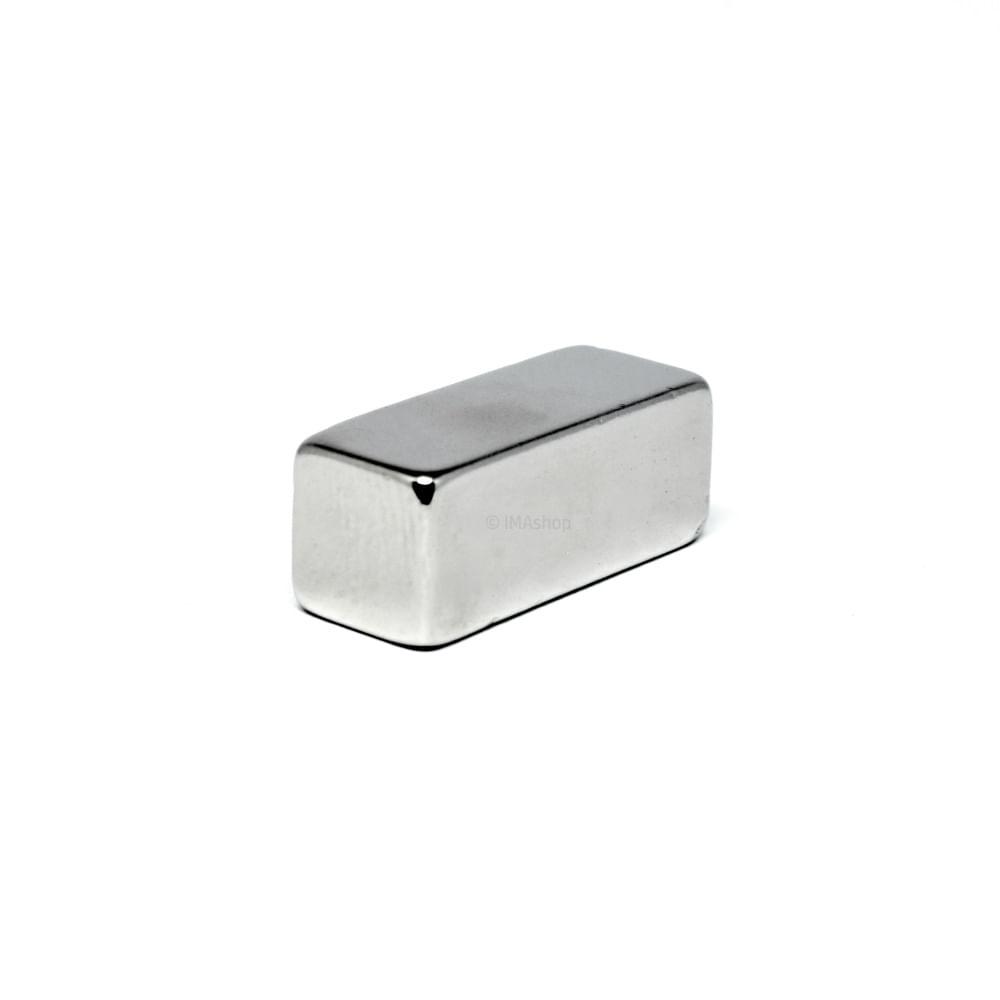 a67208aded9 Super Ímã de Neodímio Bloco 25x10x10 mm - IMAshop - ImaShop