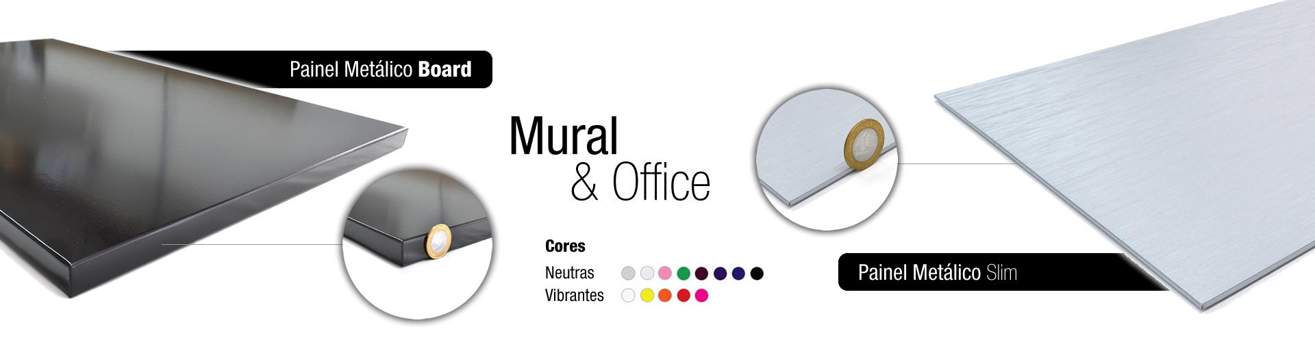 Mural e Office